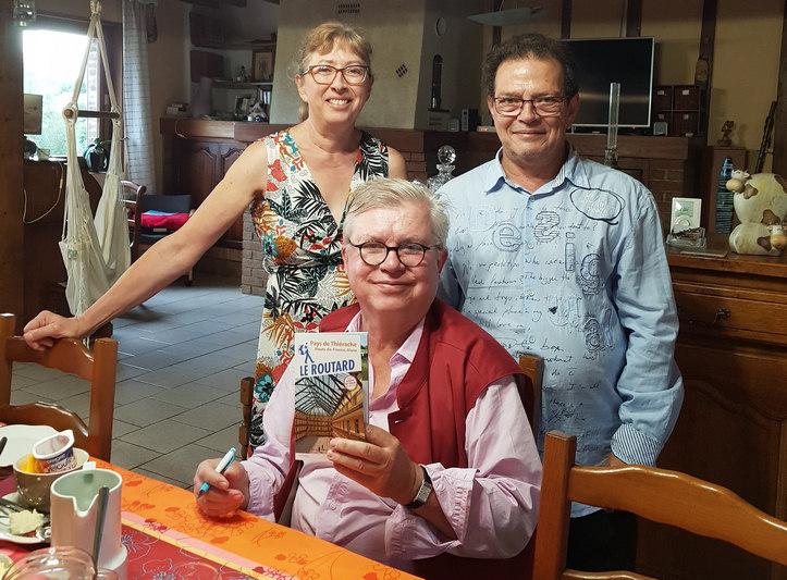 le guide du routard chambre d'hôte Sorbais Aisne La Capelle Vervins, Guise, Saint Michel en Thiérache