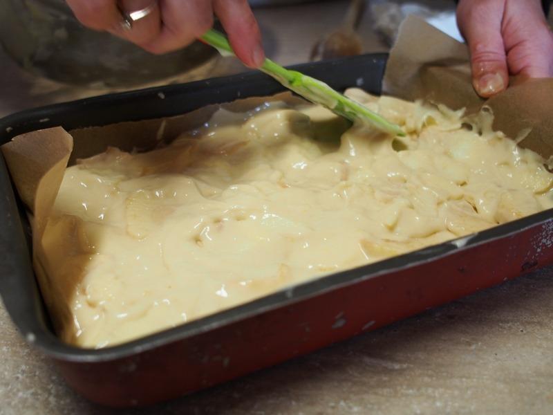préparation pommes de thiérache chambres d'hôte Le Bocage La Capelle vervins