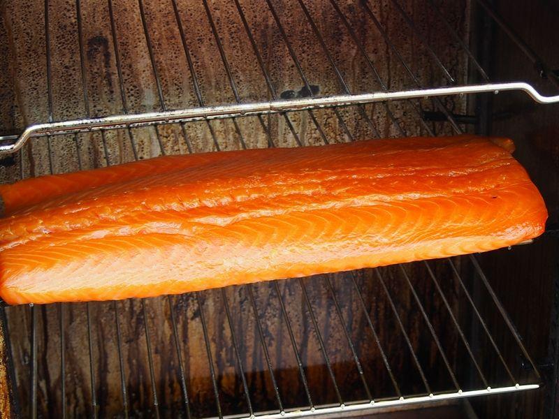 miam miam saumon fumé chambres d'hôtes Le Bocage Aisne entre La Capelle et Vervins Picardie 02