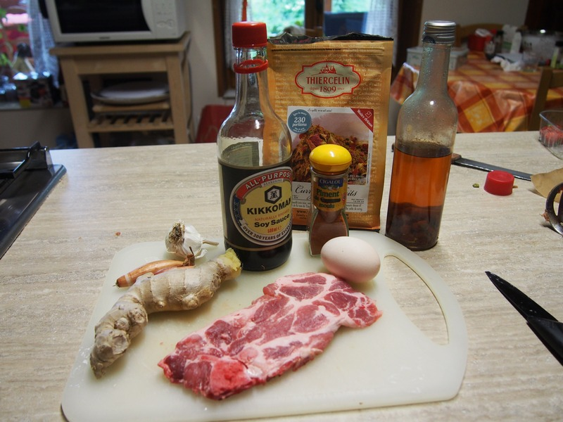 ingrédients raviolis frits de Thiérache Le Bocage Aisne entre La Capelle et Vervins 02 chambres d'hôtes Le Bocage Aisne entre La Capelle et Vervins 02 Picardie