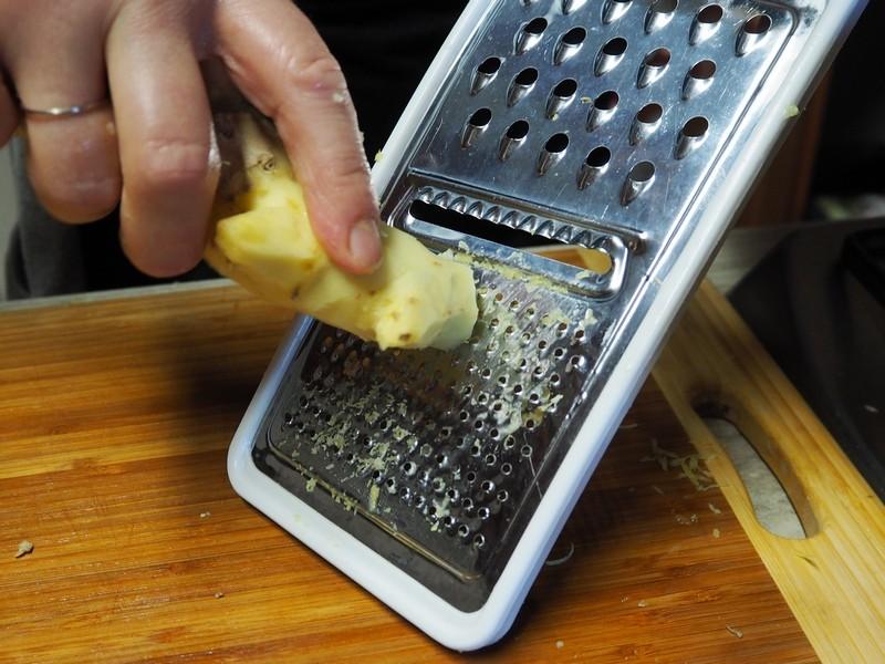 préparation confiture courgette citron gingembre table d'hôte Le Bocage thiérache la Capelle Vervins Guise Hirson Picardie