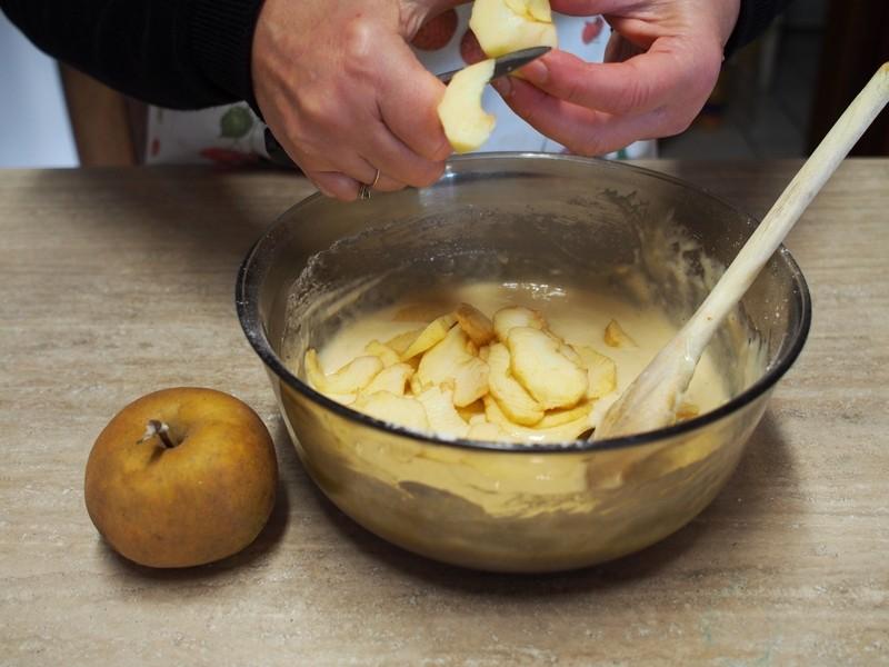 gâteau aux pommes de Thiérache Le Bocage Aisne entre La Capelle et Vervins 02 chambres d'hôtes Le Bocage Aisne entre La Capelle et Vervins 02