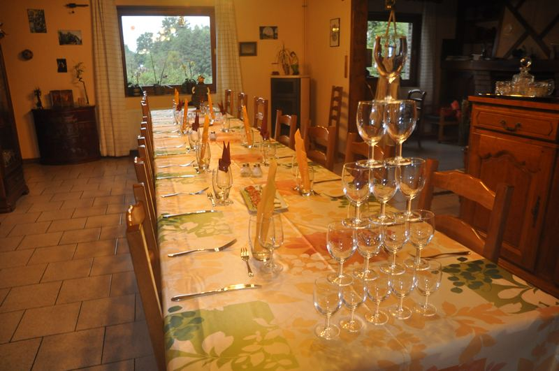 table hote Sorbais Aisne Picardie La Capelle Vervins