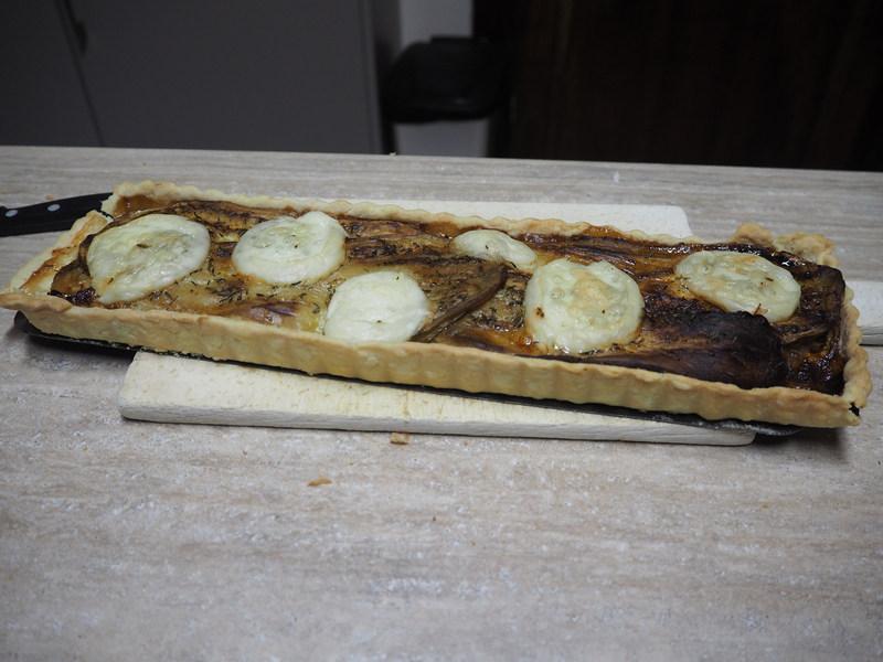 cuisson tarte fine du Bocage chambres d'hôte à Sorbais Aisne 02 Picardie