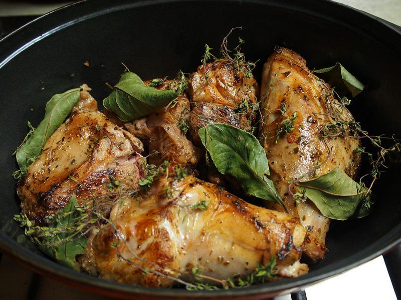 la bonne cuisine des chambres et table d'hôte Le Bocage thiérache Picardie