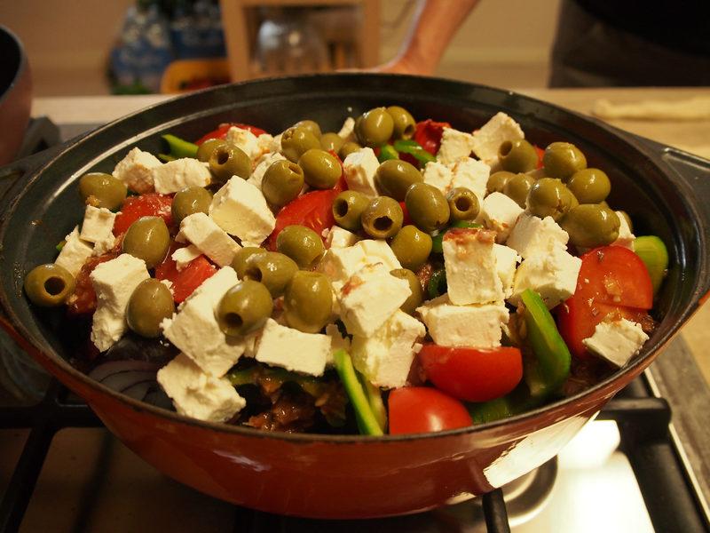 cuisine du terroir grec chambres d'hôte Le Bocage La Capelle Vervins Aisne Picardie Laon Saint Quentin