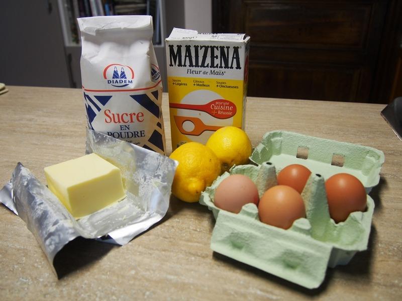 ingrédients tarte au citron meringuée de Thiérache Le Bocage Aisne entre La Capelle et Vervins 02 chambres d'hôtes Le Bocage Aisne entre La Capelle et Vervins 02 Picardie