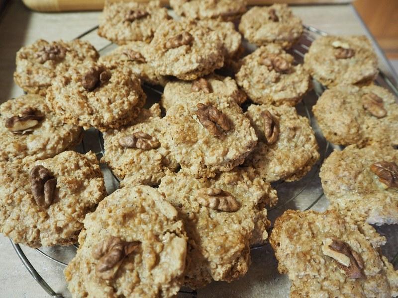 macarons aux noix de Thiérache le Bocage chambres d'hôte à Sorbais Aisne 02 Picardie